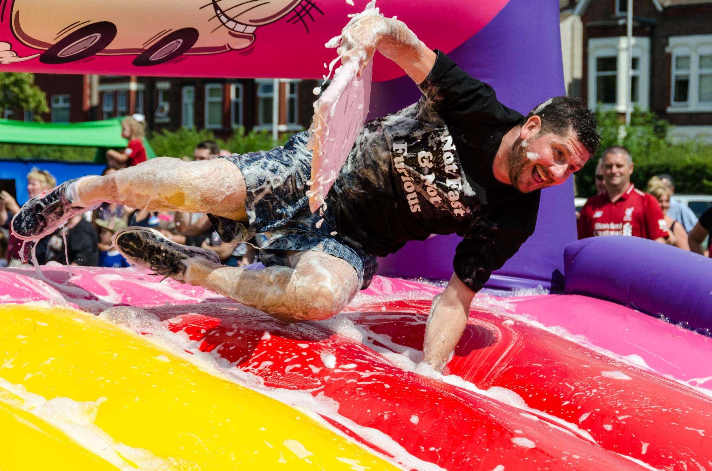 It's a Knockout & Free Family Fun Day