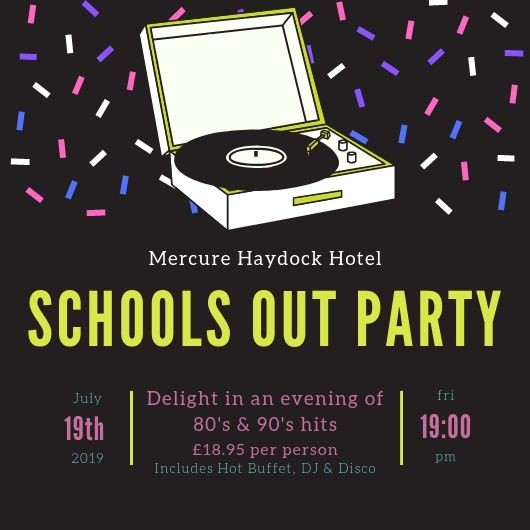 School's Out Party Night