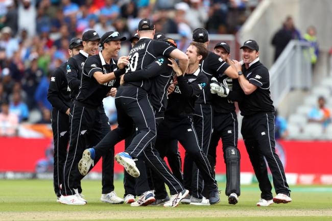 New Zealand will take on England at Lord's on Sunday