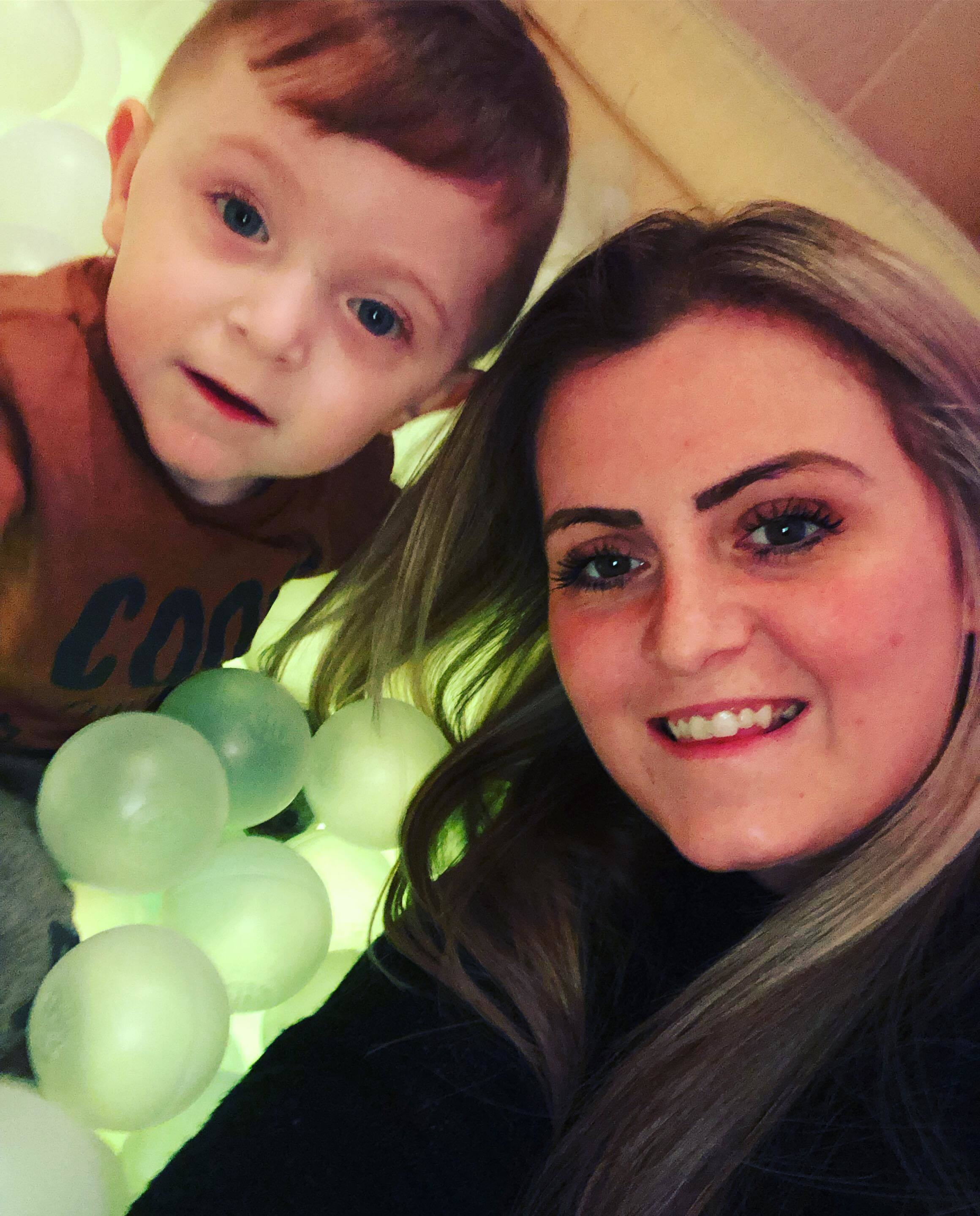 Playdays Cafe names sensory room after boy with autism