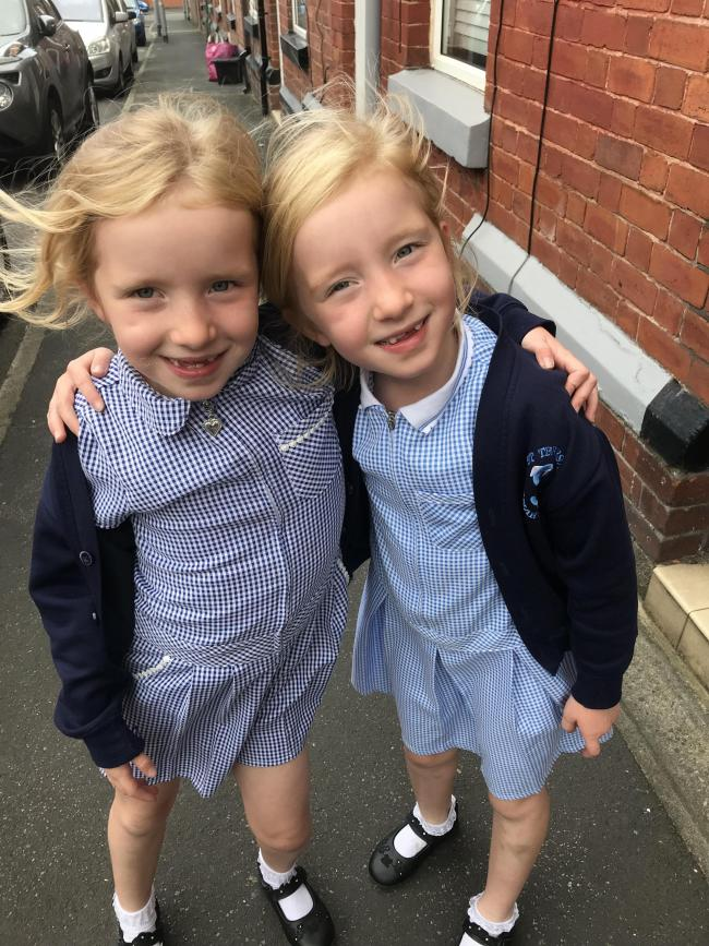 Thank you to Mrs Burrows from St Teresas, Devon Street. Darcy and Niamh have had an excellent Year 1 and thats down to your support and guidance! They will miss you when they move up to Year 2 xxx