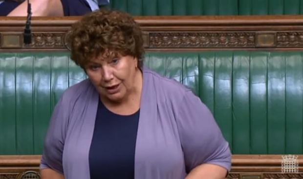 St Helens Star: Marie Rimmer, Labour MP for St Helens South and Whiston, did not return to Parliament this week