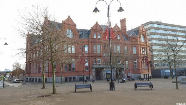 St Helens Star: Central Library, based in the Gamble Building, has been closed since March 2017