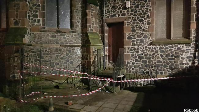 Holy Trinity Church given permission for 2.1m security fence