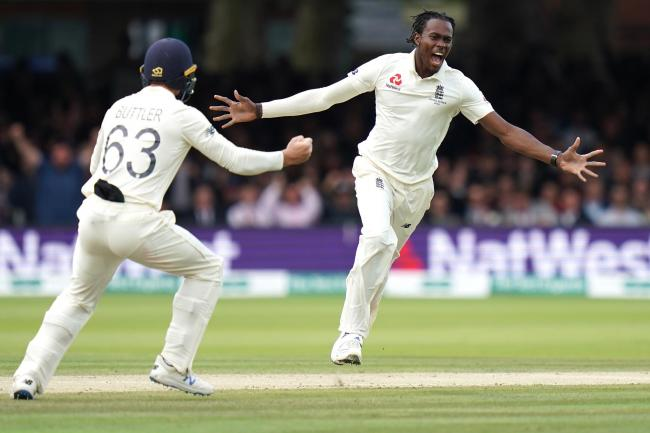 Jofra Archer impressed with his searing pace and brutal deliveries on his Test debut