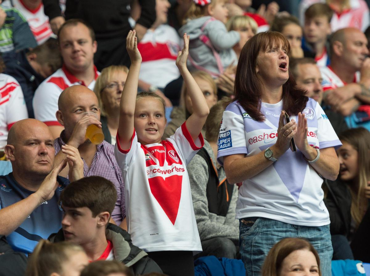 Are your kids ready for Wembley? Send us your pictures and videos