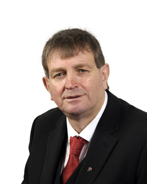 St Helens Star: Cllr Richard McCauley, cabinet member for economic regeneration and housing