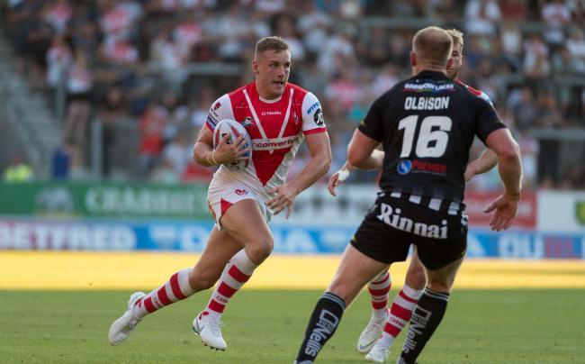 Saints' Matty Lees thanks well-wishers after injury blow