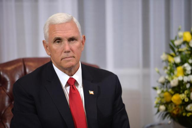 Mike Pence to meet Michael D Higgins and Leo Varadkar on