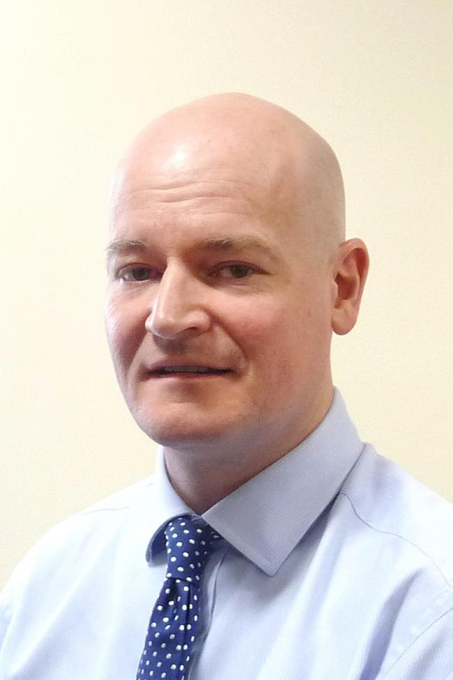 Chief executive at Bridgewater Community Healthcare NHS Foundation Trust, Colin Scales