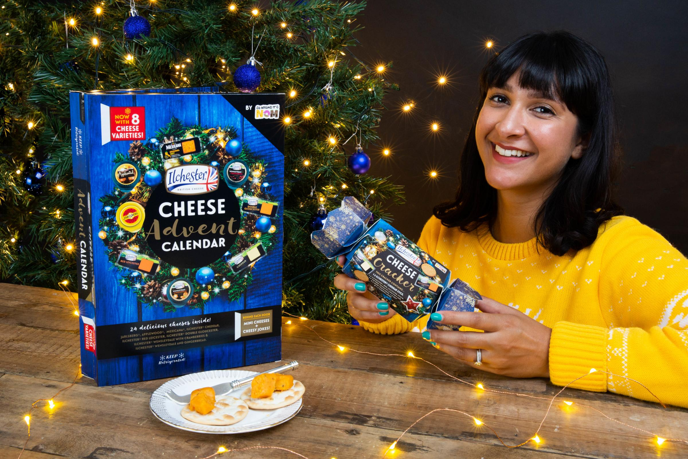 Cheese advent calendar will return to supermarkets this November