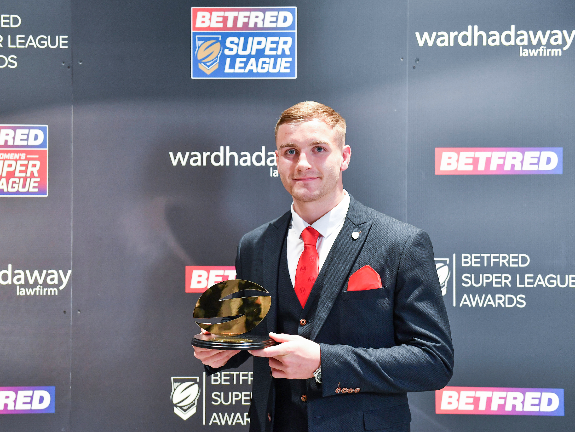 PICTURES: The Steve Prescott Man of Steel Awards night