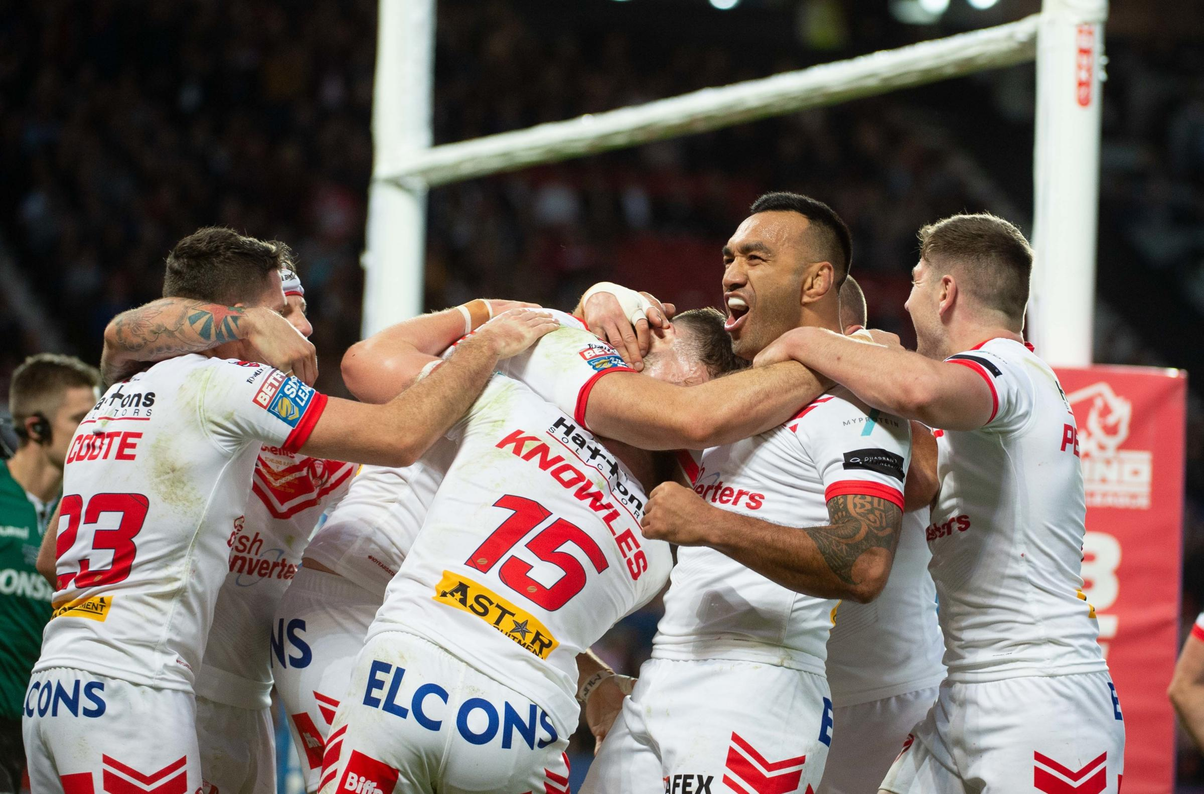 Saints' Grand Final win rewards a year of quality, commitment and team work