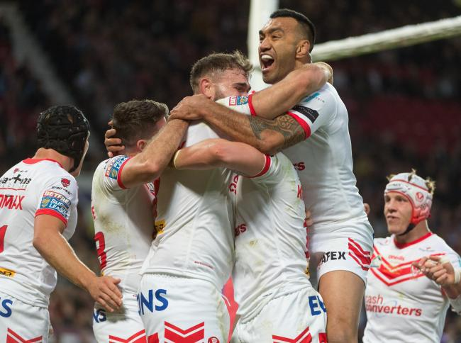Saints will take on Sydney Roosters. Picture: Bernard Platt