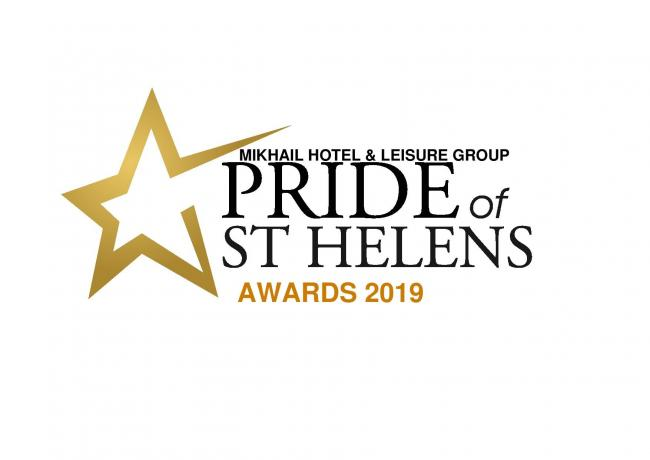 The Pride of St Helens awards will take place on Friday, November 8