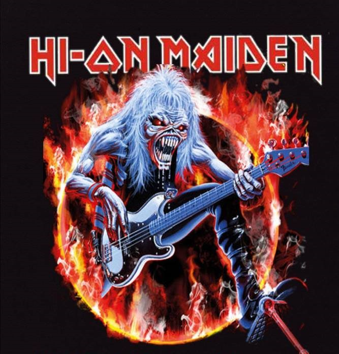 Hi-on Maiden with Sack Sabbath