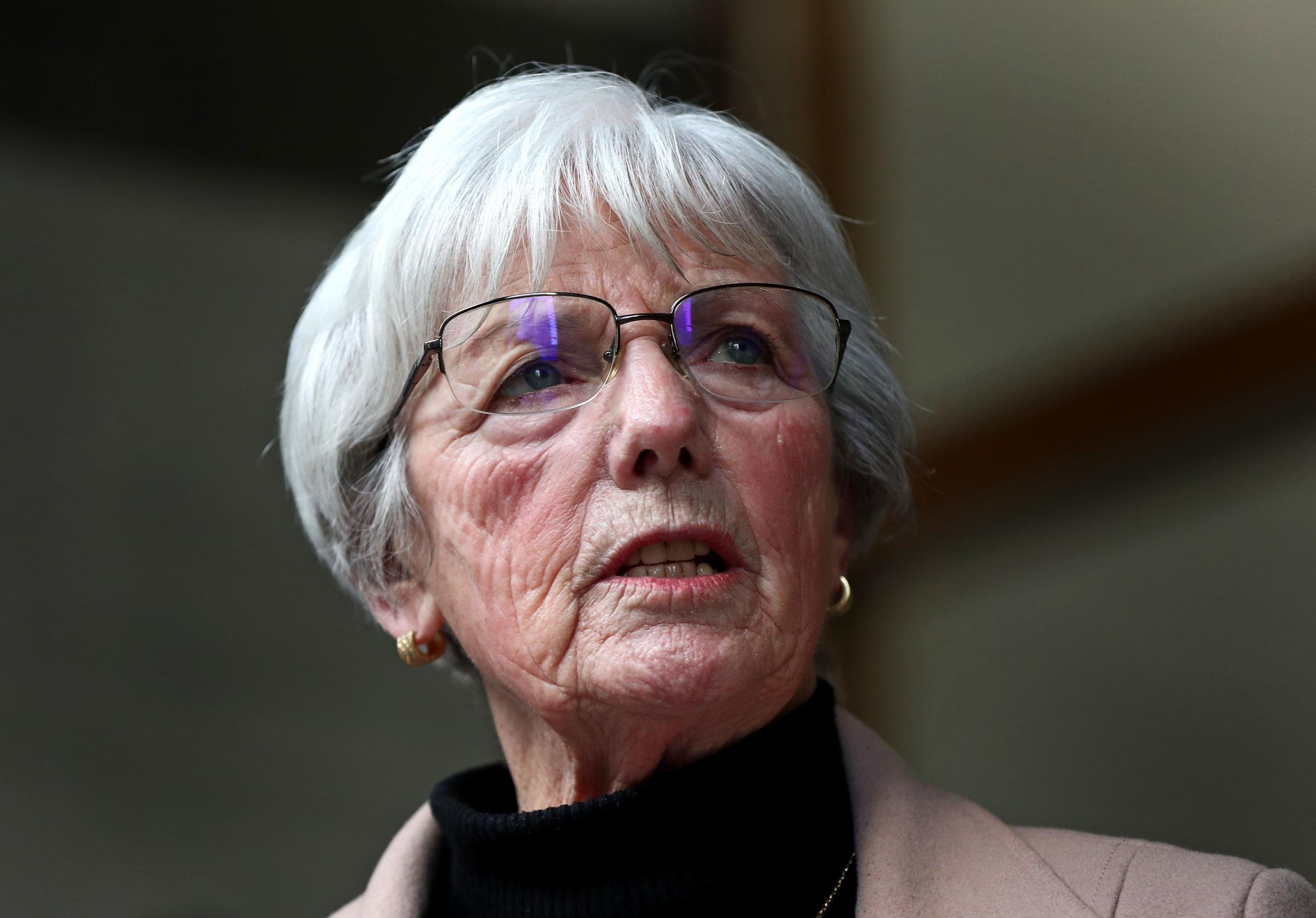 Marie McCourt hopes judicial review could overturn Parole Board's ruling to release her daughter's killer