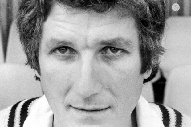 Bob Willis. Picture: PA/PA wire