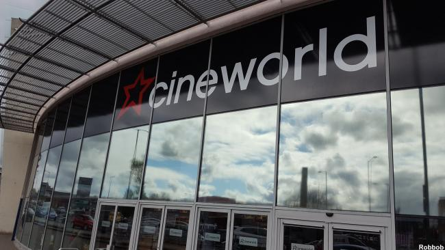 Car Parking At Cineworld And Pizza Hut Reduced From 5 Hours