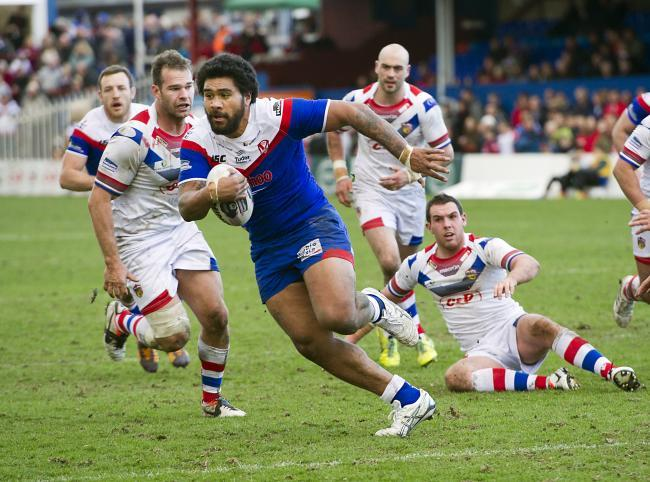 Mose Masoe suffers career-ending spinal injury playing for Hull KR