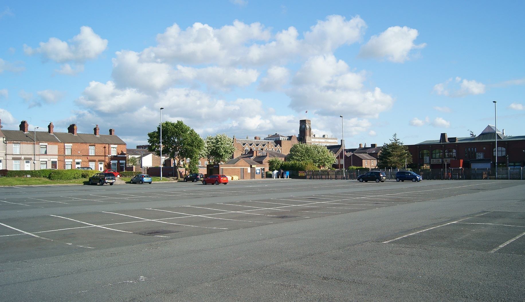 Birchley Street car park to become pay and display from Tuesday