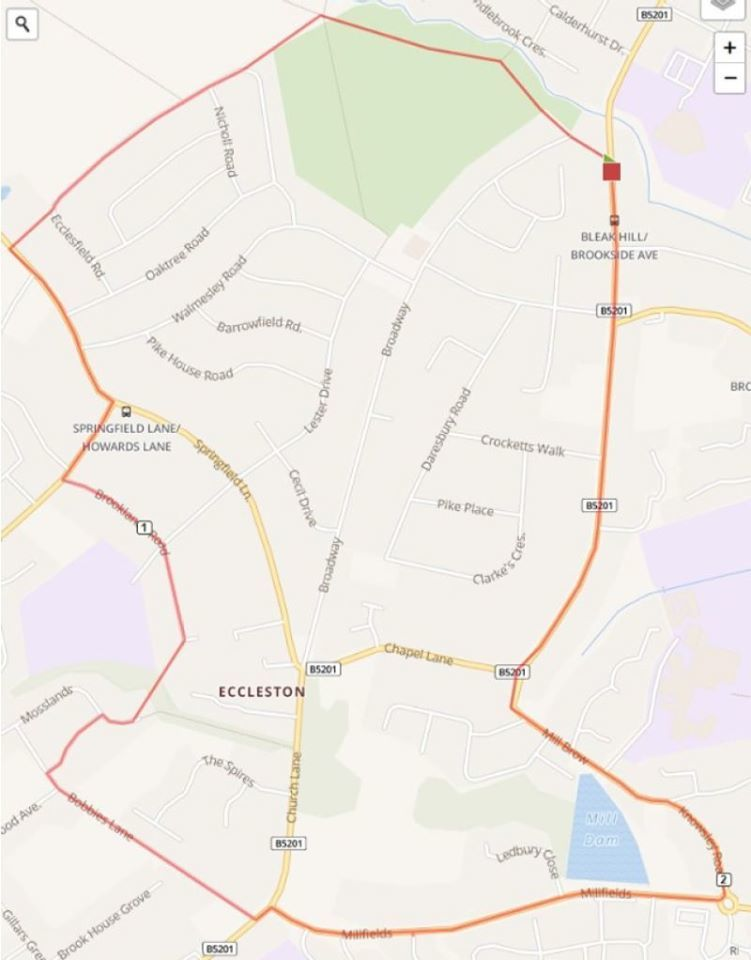 Two-day dispersal order issued as police crack down on anti-social behaviour
