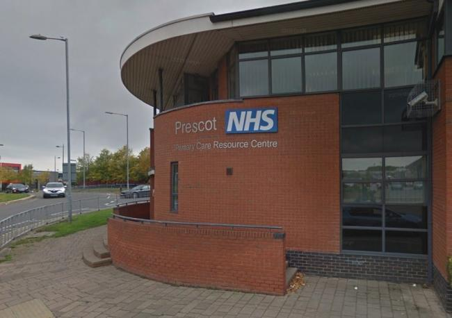 Prescot Primary Care Resource Centre, which includes the Dr Heath Prescot Medical Centre and other GP surgeries. Picture: Google Maps