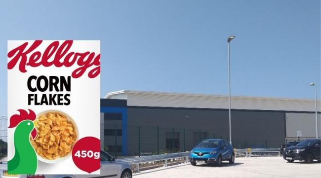 Kellogg have agreed a multi-million pound deal to locate in St Helens
