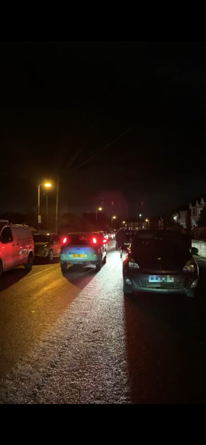 Frustration over Ruskin Drive 'traffic chaos'