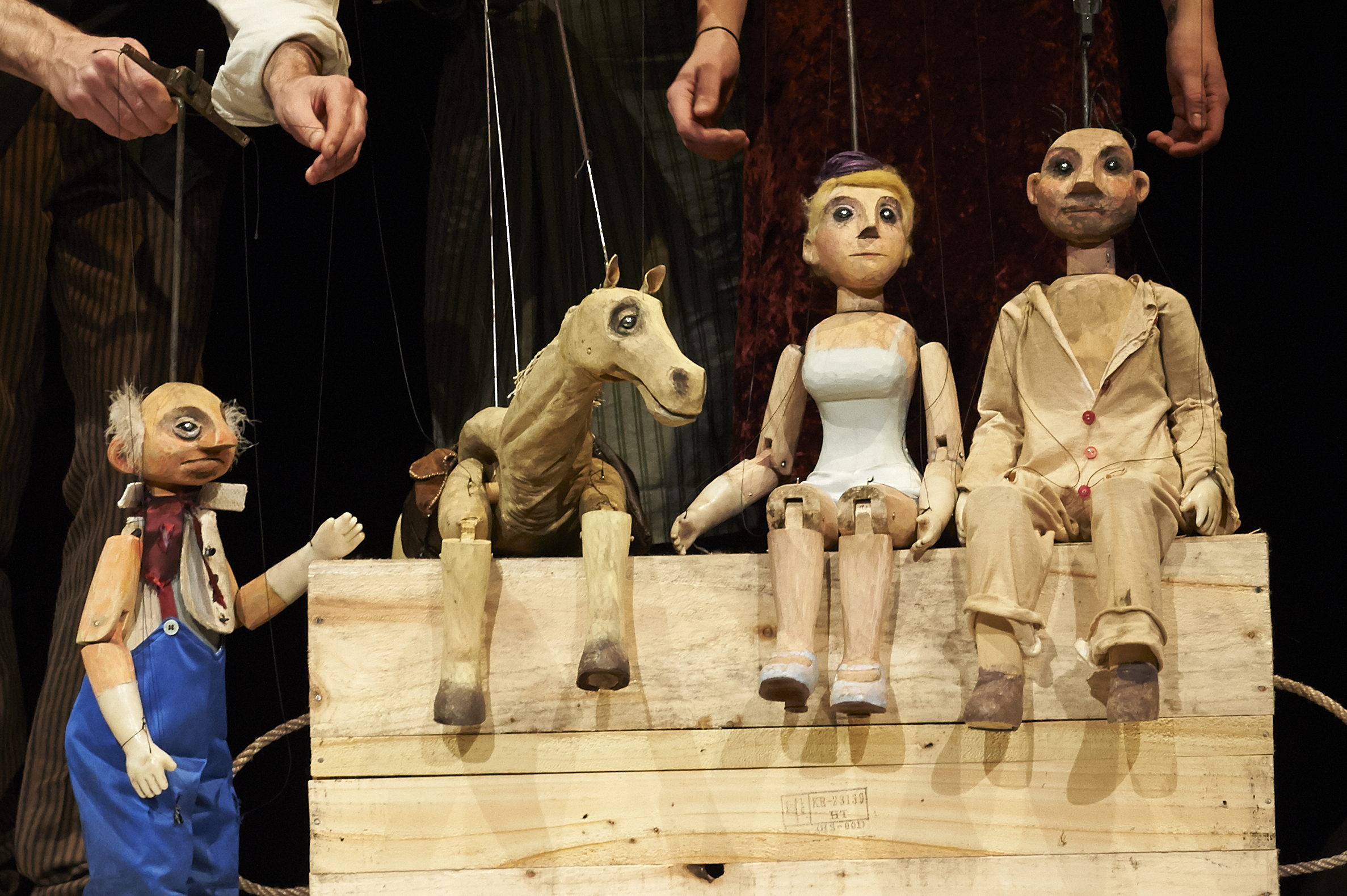 Beastly Belle by Norwich Puppet Theatre
