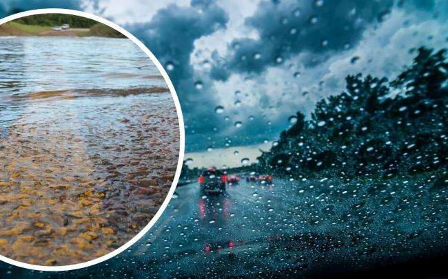 How to drive in heavy rain and floods (and tips for demisting your windscreen quickly)
