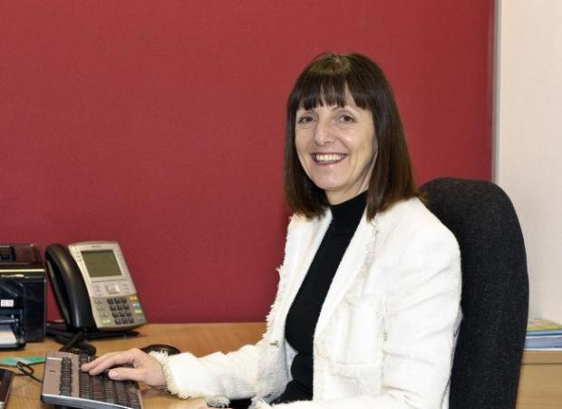 St Helens Star: Sue Forster, director of Public Health at St Helens Council