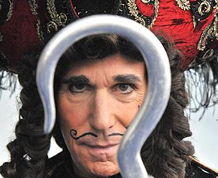 Henry Winkler as Captain Hook