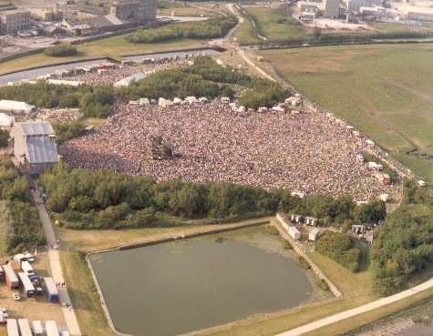 Spike Island anniversary gig moved to new September date