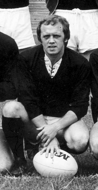Allan Bishop. Picture: Rugby League Journal