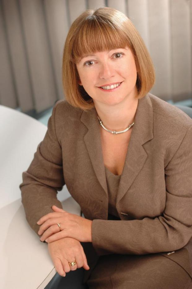St Helens Star: Kath Boullen, chief executive of St Helens Chamber,