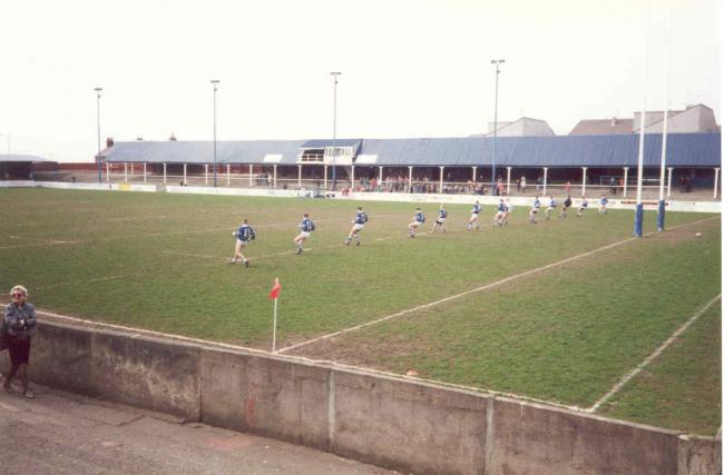 Bob Webster's grounds of rugby league