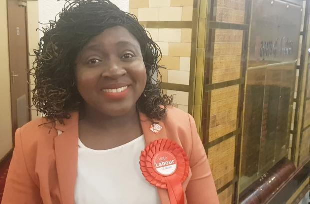 St Helens Star: Cllr Bisi Osundeko was elected to represent Parr in the 2019 local elections