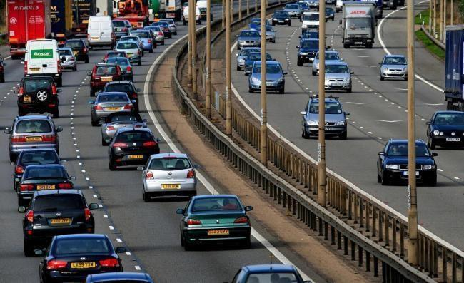 Months of overnight closures planned on M62 due to resurfacing of carriageway