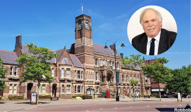 Cllr Allan Jones wants opposition parties to work together