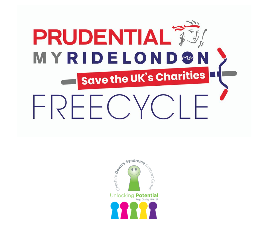 Prudential Ride London 15th-16th August 2020 for CDSSG