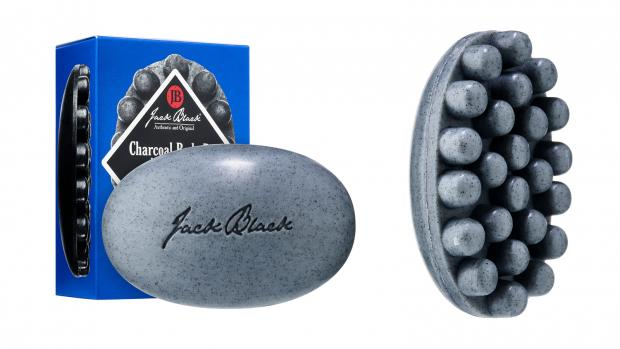 St Helens Star: Exfoliate your body with the Jack Black Charcoal Body Bar Massaging Soap. Credit: Jack Black