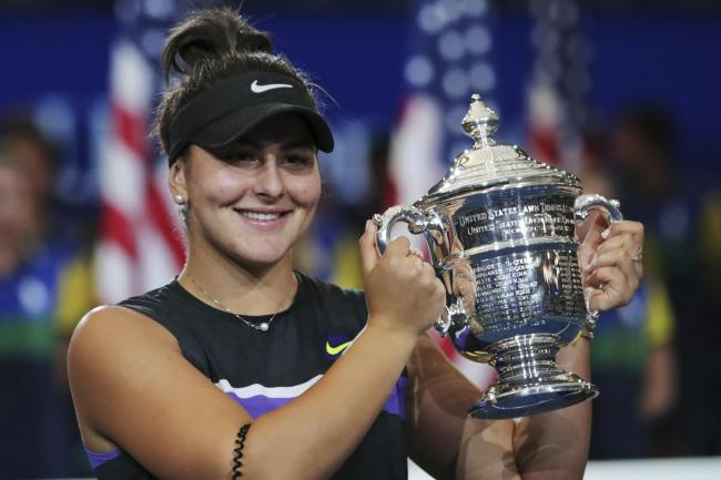 US Open Andreescu Withdraws Tennis