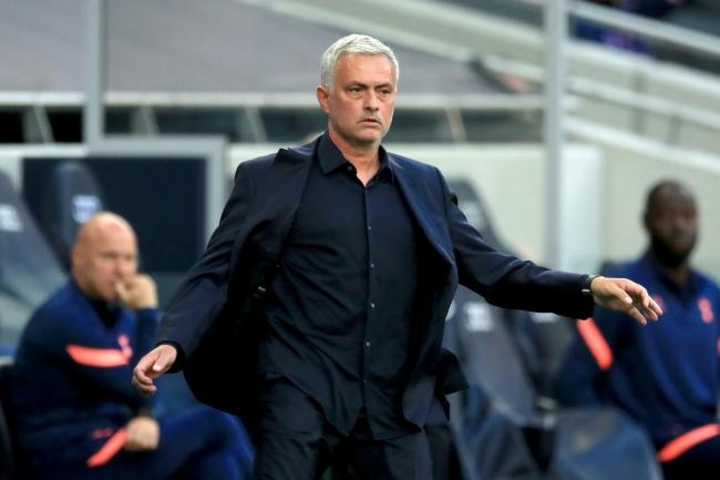 Jose Mourinho says the EFL has forced his hand in not prioritising the Carabao Cup