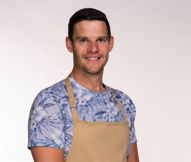 St Helens Star: Dave is among contestants for The Great British Bake Off (C4/Love Productions/Mark Bourdillon)