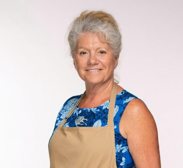 St Helens Star: Retiree Linda will put her culinary skills to the test in the latest series of The Great British Bake Off (C4/Love Productions/Mark Bourdillon)