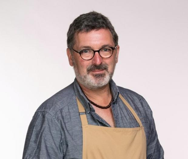 St Helens Star: Marc is among the stars of this year's The Great British Bake Off (C4/Love Productions/Mark Bourdillon)