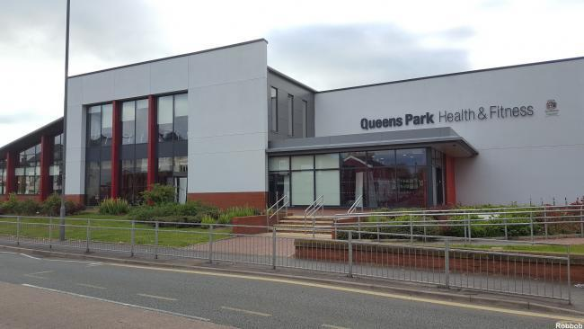Swimming classes will take place Queens Park