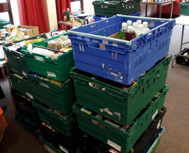 St Helens Star: St Helens Foodbank is ran from the Christian Life Centre in Atherton Street