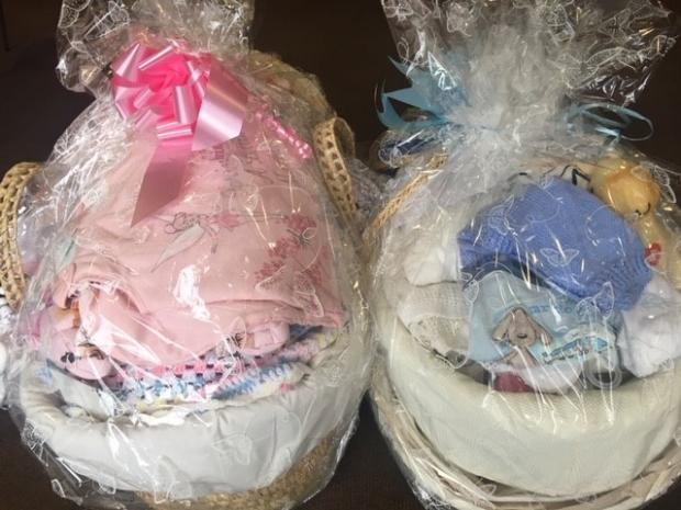 St Helens Star: Mums in need of some extra support receive Moses baskets as part of the Baby Basics project